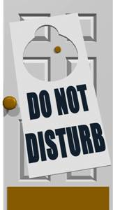 do not disturb iphone alarm the faulty doorbell 90 day test 16864